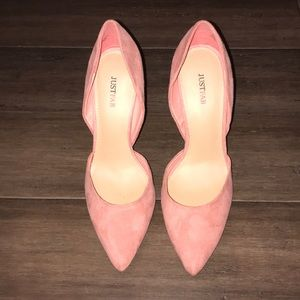 Just Fab Heels Size 6